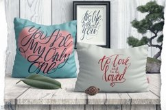 True Love Hand Lettering Set Product Image 5