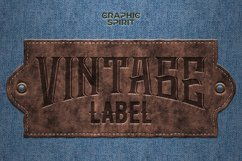 Leather Layer Styles For Photoshop Product Image 5