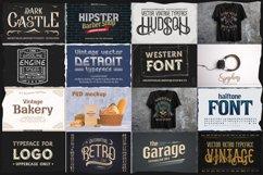 Big fonts bundle Product Image 3