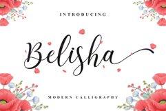 Belisha Modern Script Product Image 1