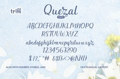 Quezal - Modern Calligraphy Product Image 6