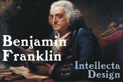 Benjamin Franklin (promotional pack) Product Image 1