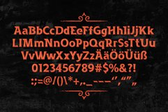 Rusted Bevel Typeface Product Image 4