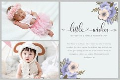 fabella flower a lovely font Product Image 5