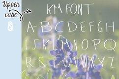 SCI_KMFont Product Image 2