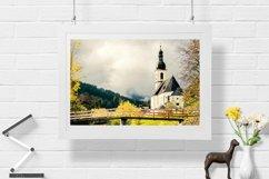 Old Church - Wall Art - Digital Print Product Image 1