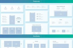 Collector Wireframe Web Kit Product Image 5