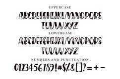 Chessboard, a playful handwritten font Product Image 3