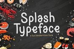 Web Font Splash Product Image 1