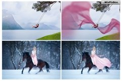 Flying Fabric Overlays Product Image 2