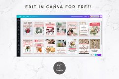 Pinterest Templates for Canva | Pin Templates | Pink & Grey Product Image 5
