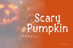Halloween Trick or Treat - Spooky Quirky Font Product Image 3