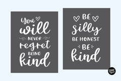 CHEERFUL DESIGNER Script Sans Hand Lettered Font Duo Product Image 3