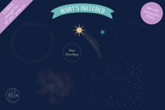 Space Adventure Clipart Bundle - Outer Space Fun Scenes Product Image 4