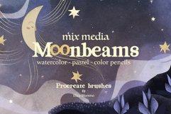 Moonbeams Mix Media brushes Product Image 1
