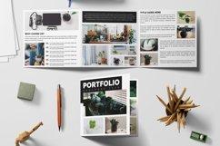 Multipurpose Trifold Brochure Template | Portfolio Brochure Product Image 5