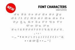 Web Font Uptown Funk Graffiti Font Product Image 5
