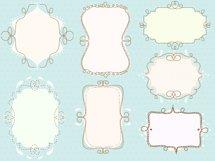 doodled frames pack  Product Image 4