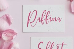 Righttoast Beauty Script Font Product Image 11