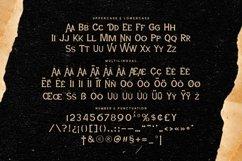 Web Font Jeffrey - Display Font Product Image 5