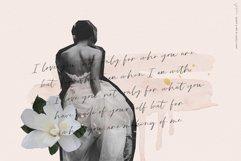 Golden, a romantic wedding script font Product Image 2