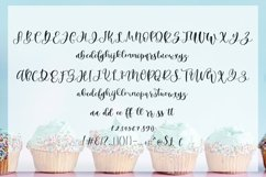 Web Font Mint Cupcake Font Duo Product Image 3
