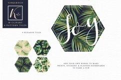 Tropical Travel Fashion Girl for bloggers and planners Product Image 3