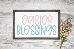 A Spring Thing - A Quirky Handlettered Font Product Image 3