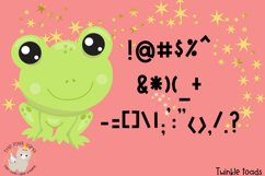 Twinkle Toads Font Product Image 5