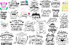 The Ginormous SVG Cut Files Bundle Product Image 5