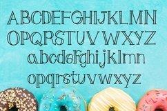 Doughnot Font Product Image 3