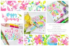 Happy Summer Seamless Patterns Product Image 2