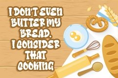 Cheese Sugar a Delicious Font Product Image 4
