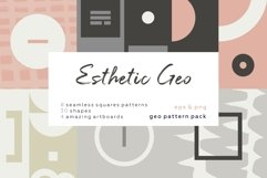 Esthetic Geometric pattern collection Product Image 1
