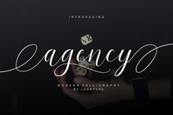 AGENCY SCRIPT Product Image 1