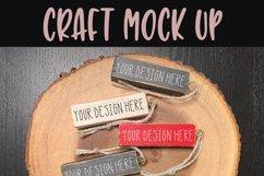 Block ornaments Craft mock up |High Res JPEG Product Image 2