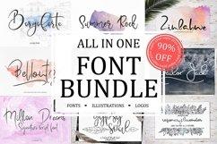 Font Bundle Sale Product Image 1