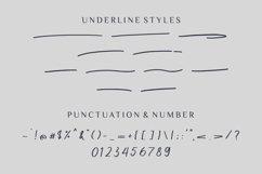 Web Font - Jee Wish - Handlettered Brush Font Product Image 4