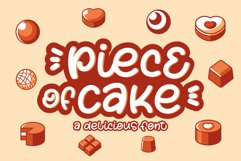 Piece of Cake Product Image 1