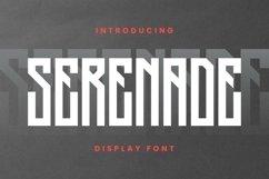 Serenade Font Product Image 1