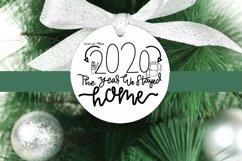 Christmas Quarantine svg 2020 Christmas svg Product Image 6