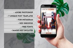 7 travel instagram story template Product Image 4