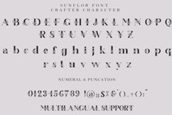 Sunflor-A New Crafter & Monogram Serif Font Product Image 5