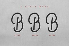 Nobbler Typeface Product Image 2