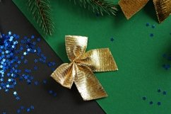 Festive Christmas And New Year Backgrounds Product Image 4