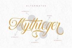 Monaveen Luxia - Luxury Calligraphy Font Product Image 4