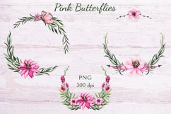 Pink Butterflies Product Image 5