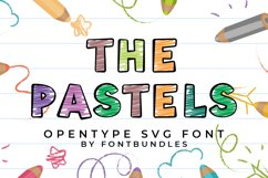 The Pastels Product Image 1