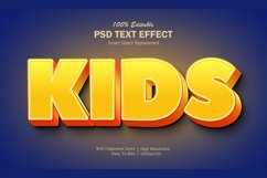 Kids2 Text Effect Product Image 1