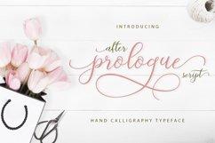 Web Font Prologue Script Product Image 1
